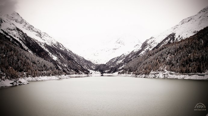 Kaunatal Gletscher
